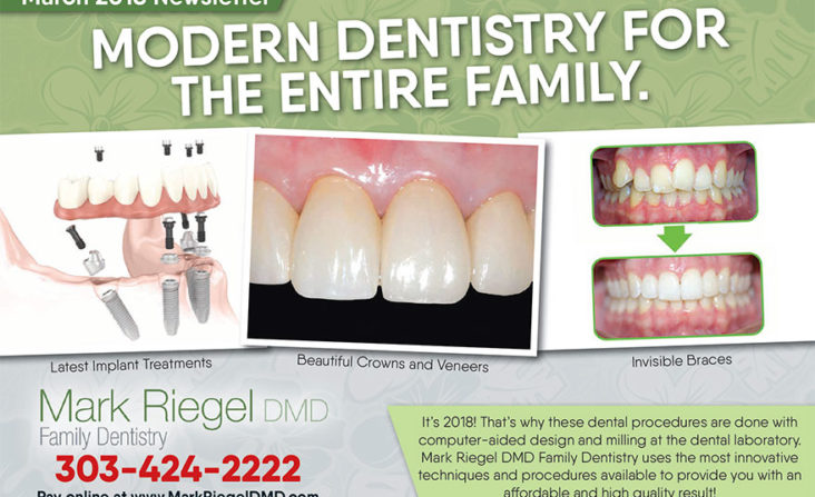 Modern Dentistry for the Entire Family